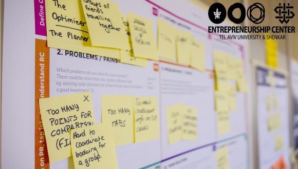 מבוא ליזמות בשיטת ה Lean Startup